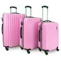Чемодан Travel Quotes Nook Pink L