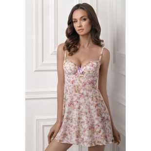 Ночное белье - Ночная рубашка VIRGINIA - розовый