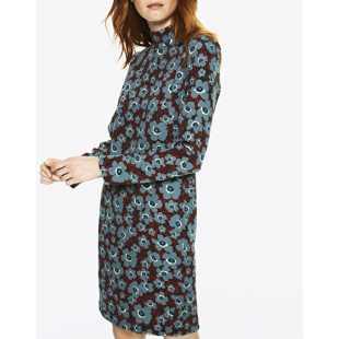 Платье женское MANILA GRACE I8SA586PS.VERDE SCURO