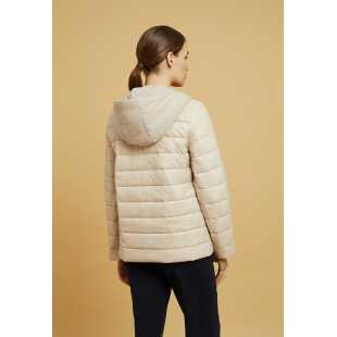 короткая куртка с высоким воротом STEFANEL Y015SD71569.325