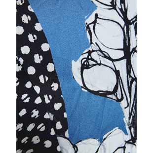 Блуза женская MANILA GRACE P9JC202VS.ZANZIBAR