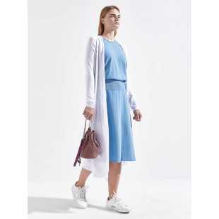 Платье миди без рукавов STEFANEL Y065VDF1295.724