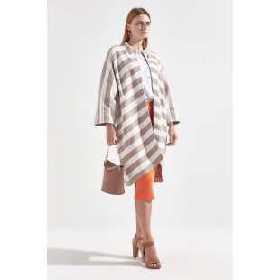 Трикотажное женское пальто STEFANEL Y004QDF1275.2325
