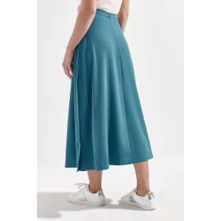 Однотонная юбка STEFANEL Y002GD73038.672