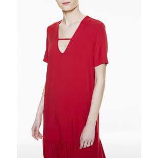 Платье женское MANILA GRACE P9JR139VU.ROSSO