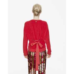 Пуловер женский MANILA GRACE P9JW041CU.ROSSO