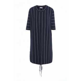 Платье миди рукав 3/4 STEFANEL Y014VDF1287.2890