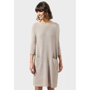 Платье прямое с карманами STEFANEL RV043DF1025.1205