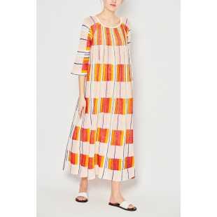 Женское трикотажное платье-макси STEFANEL JV082DF1296.2443