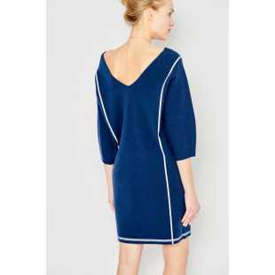 Женское трикотажное платье STEFANEL JV013DF1275.2888