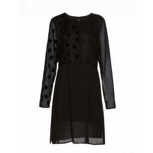 Платье женское MANILA GRACE I8JA025CP.NERO LAVAGNA